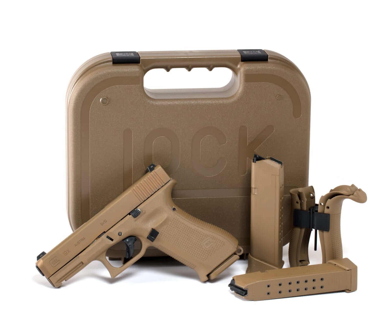 Glock 19x G19x Pistol Glock